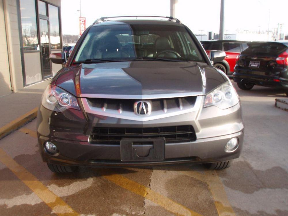 2009 GRAY ACURA RDX TECHNOLOGY (5J8TB18509A) with an 2.3L engine, Automatic transmission, located at 6610 L St., Omaha, NE, 68117, (402) 731-7800, 41.212872, -96.014702 - Photo #1